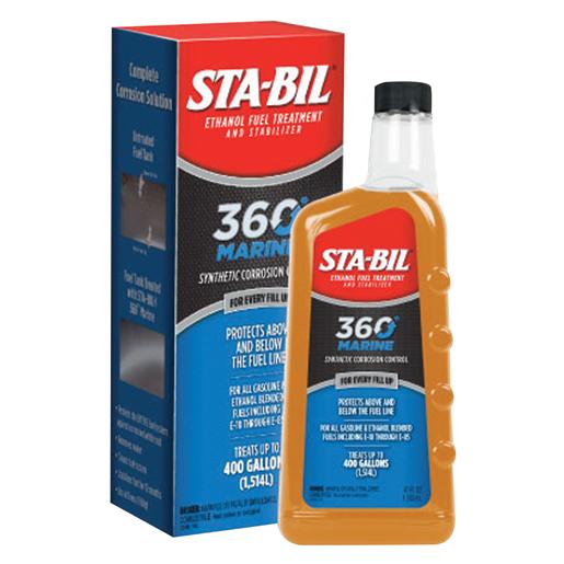 Sta-bil 360 Marine Ethanol Fuel Treatment and Stabilizer—40oz.