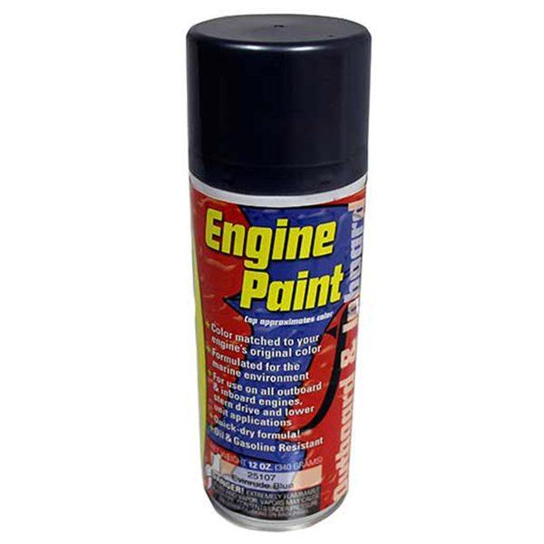 Moeller Engine Spray Paint