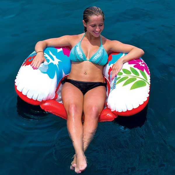 Wow Sports U-Float Lounge Sale $24.99 SKU: 15100084 ID# 14-2030 UPC# 4897034342109 :