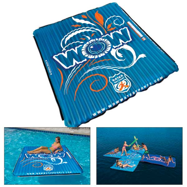Wow Sports Water Walkway 6x6 ft. Sale $149.99 SKU: 15100134 ID# 14-2080 UPC# 4897034342208 :