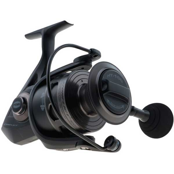 PENN Conflict Spinning ReelCFT8000, 7+1BB, 30 lbs Max Drag, 5.3:1 GR, 44 LR, 28.1 oz
