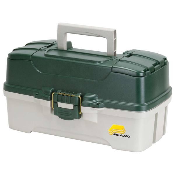 Plano Three Tray Tackle Box Sale $19.99 SKU: 15106701 ID# 620306 UPC# 24099662031 :