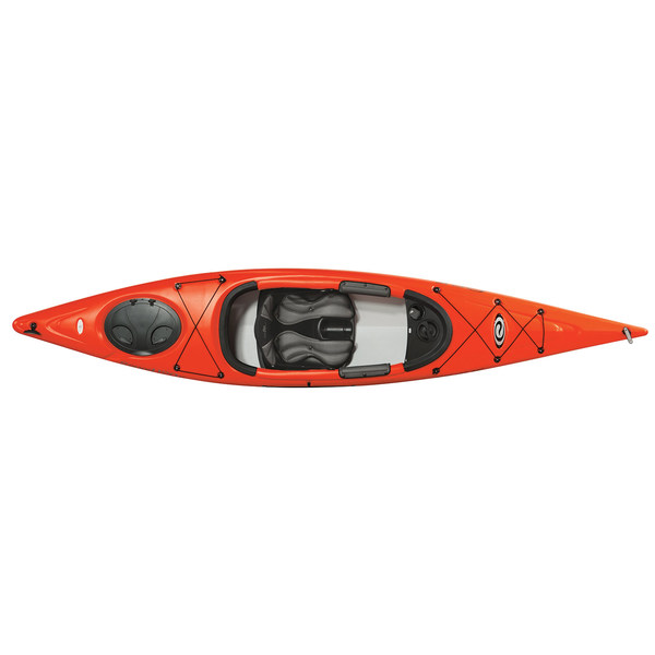 12' Sound 120XE Sit-Inside Kayak, Orange