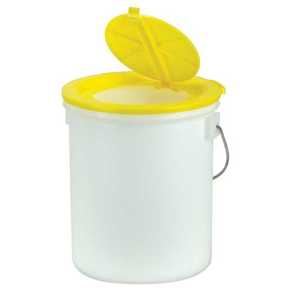Frabill 11 Quart Bait Bucket Sale $12.99 SKU: 15109515 ID# 4720 UPC# 82271047205 :