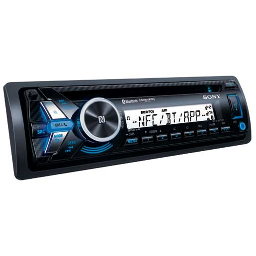 SONY MEX-M70BT Bluetooth Marine Stereo