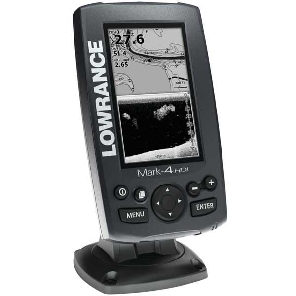 Lowrance Mark-4 HDI Fishfinder/Chartplotter Combo with 50/200 455/800kHz Transducer Sale $329.99 SKU: 15113723 ID# 000-11299-001 UPC# 9420024128350 :