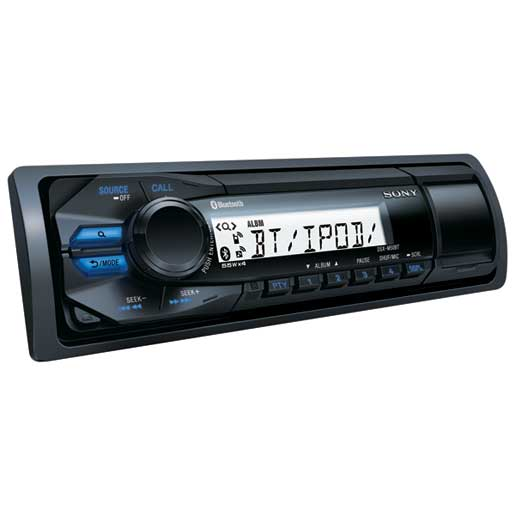 SONY DSX-M50BT Bluetooth Marine Stereo