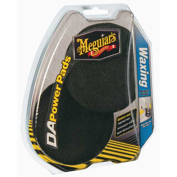 Meguiars Finishing D/A Power Buffing Pads (Pack of 2) Sale $18.99 SKU: 15129620 ID# G3509 UPC# 70382007959 :