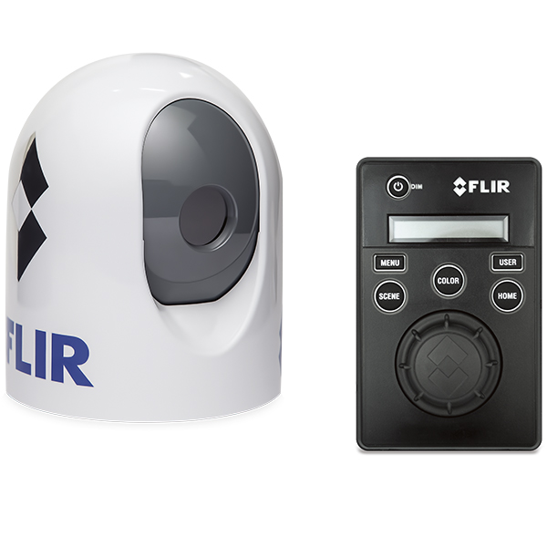FLIR MD-625 Fixed-Mount Thermal Night Vision Camera with Joystick Control Unit