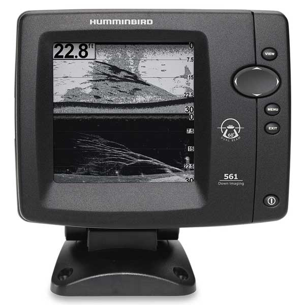 Humminbird 346c di fishfinder for How to read a humminbird fish finder