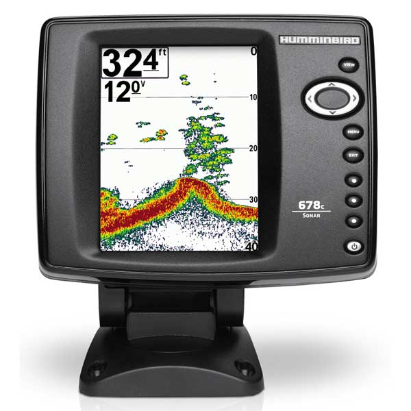 Humminbird 678c HD Fishfinder, Sonar Only Sale $349.99 SKU: 15131154 ID# 409410-1 UPC# 82324043062 :