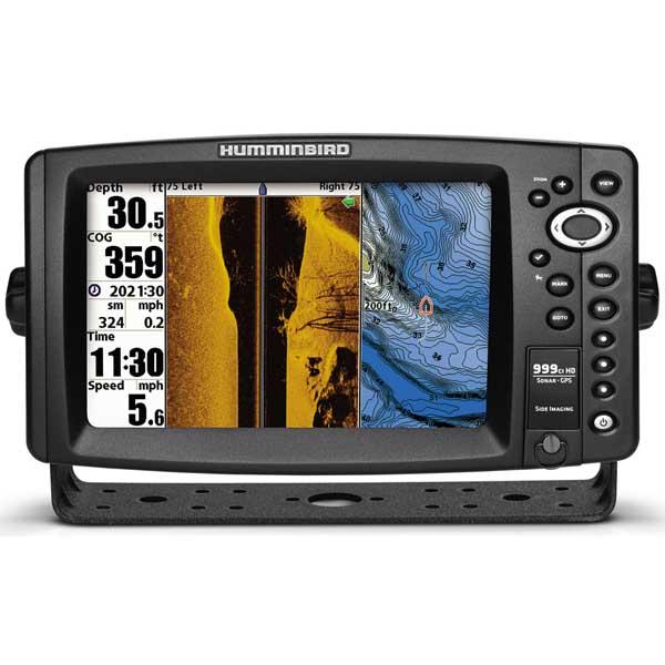 Humminbird 999ci HD SI Fishfinder / Chartplotter