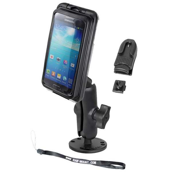 Ram Mounts Aqua Box Pro20 Flat Surface Mount Waterproof Smarphone Case Sale $52.39 SKU: 15131972 ID# RAM-B-138AQ72 UPC# 793442936326 :