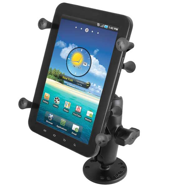 Ram Mounts X-Grip Universal 7 Tablet Mount Sale $45.99 SKU: 15131980 ID# RAM-B-138-UN8 UPC# 793442937675 :