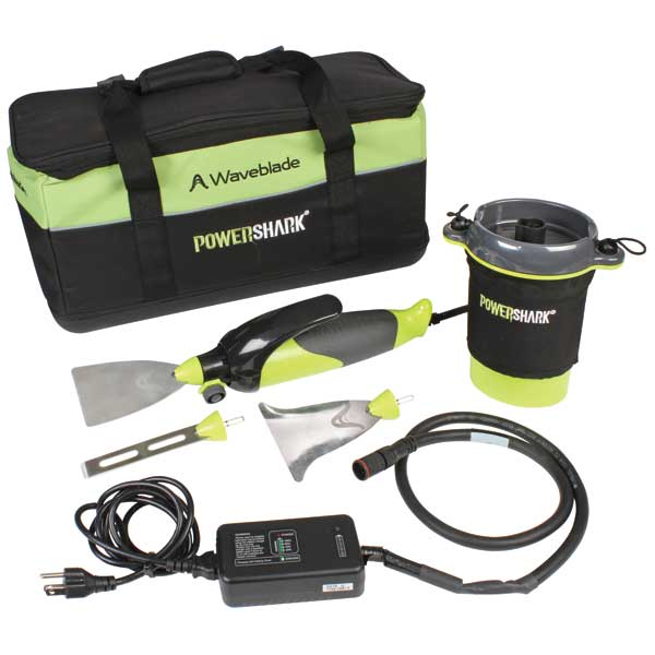 Waveblade Inc Power Shark Antifouling Kit
