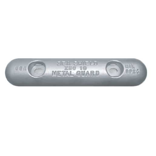 Sea Shield Marine ZHC-16 Zinc Hull Anode