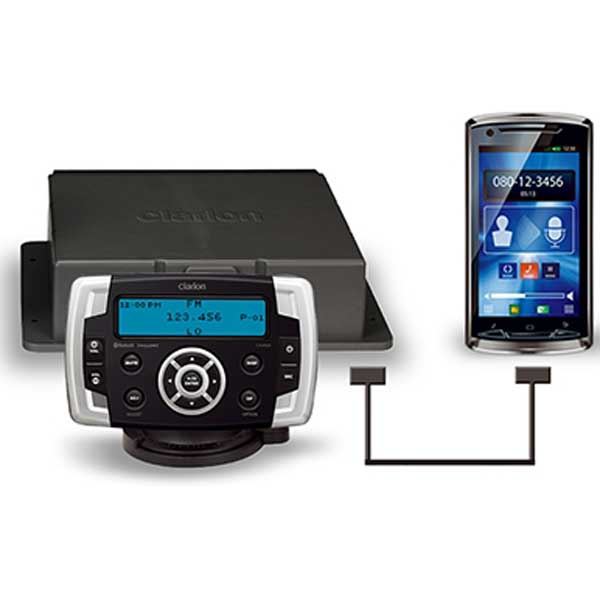 CMS2 Marine Digital Receiver