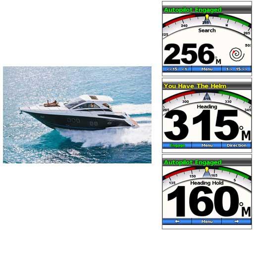 Garmin GHP 10V Marine Autopilot System for Volvo Penta Sale $5999.88 SKU: 15149685 ID# 010-00705-25 UPC# 753759110208 :