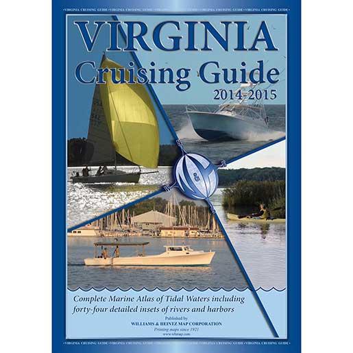 Williams & Heintz Virginia Cruising Guide, 2014-2015