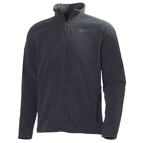 Men's Daybreaker Fleece Jacket, Ebony, M