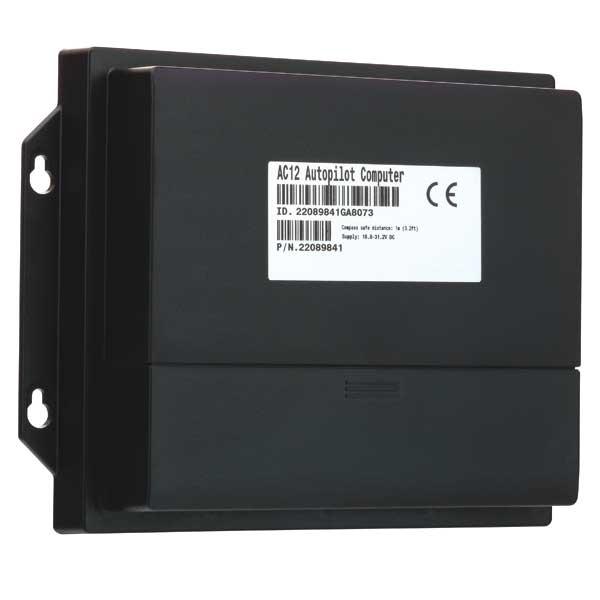 Simrad AC12 Autopilot Computer Sale $950.00 SKU: 15170129 ID# 000-10866-001 UPC# 9420024120309 :