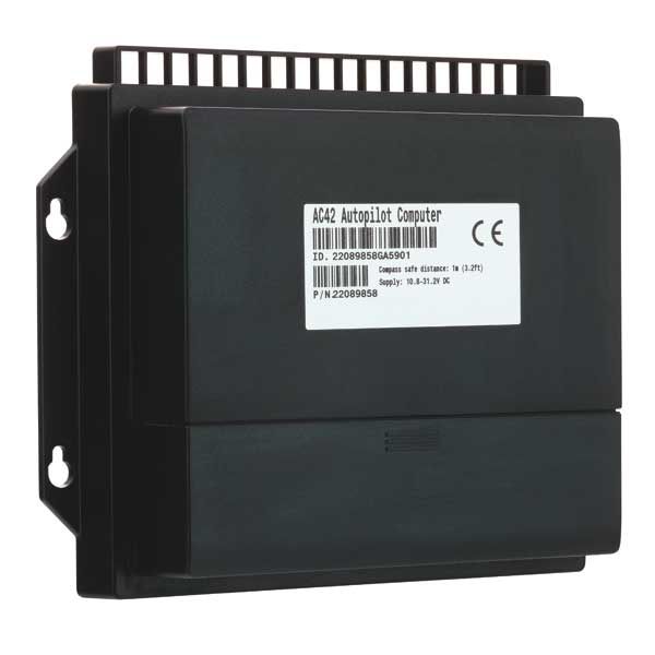 Simrad AC42 Autopilot Computer Sale $1475.00 SKU: 15170137 ID# 000-10867-001 UPC# 9420024120316 :