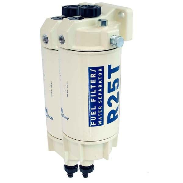 Racor Fuel Filter/Water Separator, 245RM10 Sale $214.99 SKU: 15183338 ID# 245RM10 :