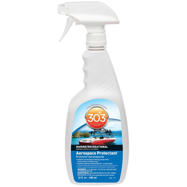 303 Products Aerospace Protectant, Quart Sale $23.99 SKU: 151881 ID# 30350 UPC# 82043003507 :
