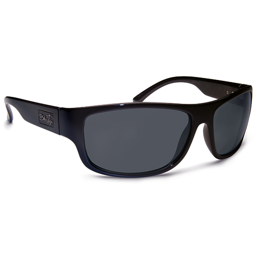 Blacktip Tiburon Polarized Sunglasses, Black/gray Frames, Gray Lenses Sale $59.88 SKU: 15193485 ID# 804BKGY UPC# 45733018045 :