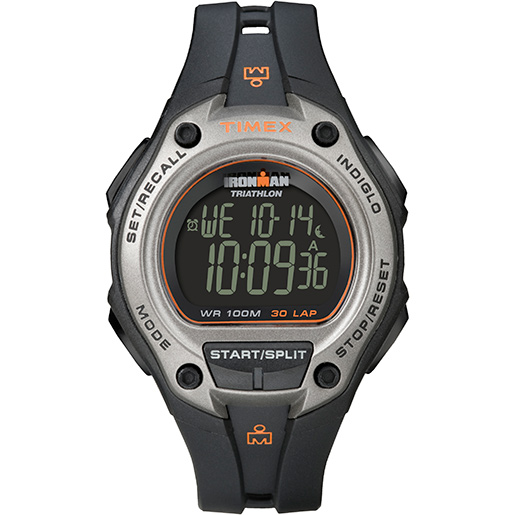 Timex Ironman Traditional 30-Lap Oversized Watch Black