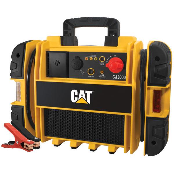 CAT 2000 Peak Amp Professional Jumpstarter