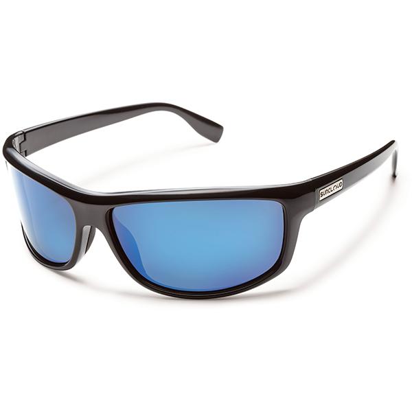 Suncloud Windsor Polarized Sunglasses with Mirrored Lenses, Black/Black_blue Sale $49.99 SKU: 15209141 ID# S-WDPPUMBK UPC# 715757453831 :