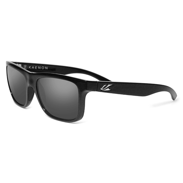 Kaenon Polarized Clarke Sunglasses, Black Sale $199.00 SKU: 15213176 ID# 028-01-G12 UPC# 838775007098 :