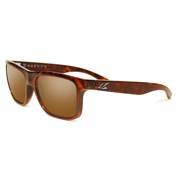 Kaenon Polarized Clarke Sunglasses, Tortoise Brown Sale $209.00 SKU: 15213184 ID# 028-02-B12 UPC# 838775007104 :