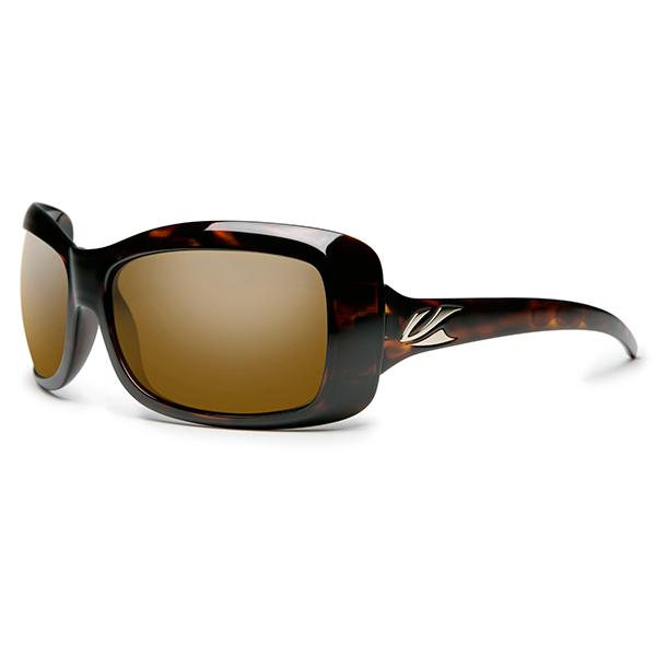 Kaenon Polarized Women's Georgia Sunglasses, Tortoise Brown Sale $224.00 SKU: 15213234 ID# 208-17-B12 UPC# 838775007975 :
