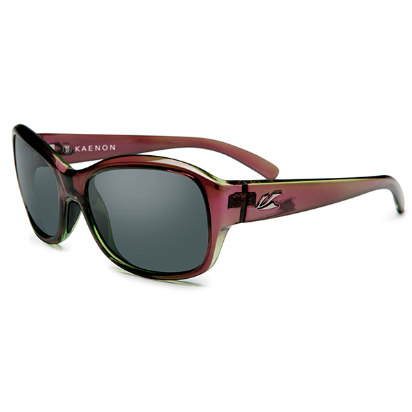 Kaenon Polarized Women's Maya Sunglasses, Purple