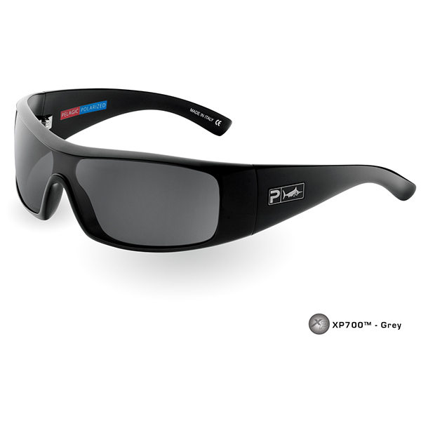 Pelagic Viper Sunglasses Black/gray Sale $89.77 SKU: 15213473 ID# 1030-GB-GRY UPC# 182206019595 :