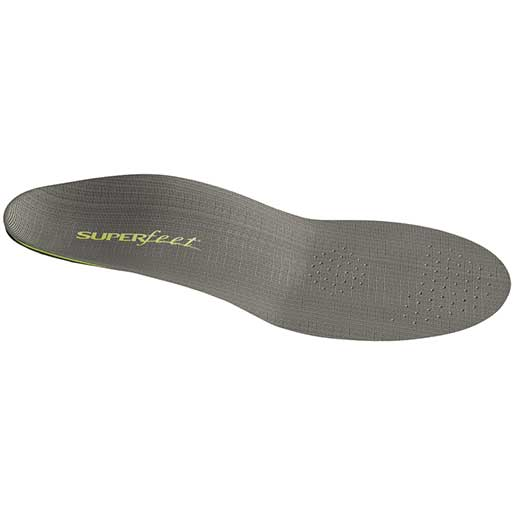 Superfeet Mens Gray Insoles