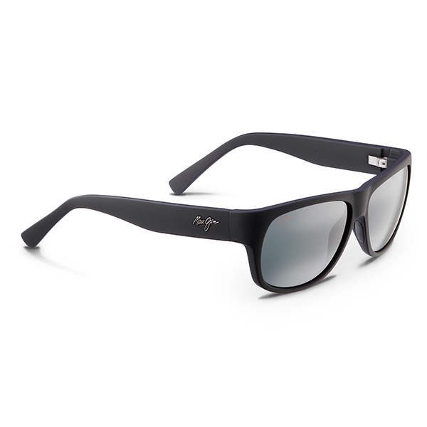 Maui Jim Makawao Sunglasses, Matte Black/gray Frames with Neutral Grey Lenses Sale $249.00 SKU: 15215726 ID# 282-02MR UPC# 603429027995 :