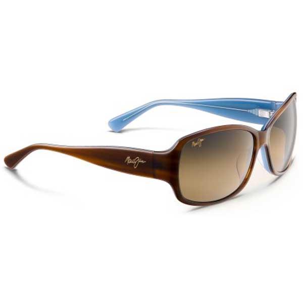 Maui Jim Women's Nalani Sunglasses, Tortoise/Tortoise/blue Frames with Brown Lenses Sale $279.00 SKU: 15215742 ID# HS295-03T UPC# 603429027674 :