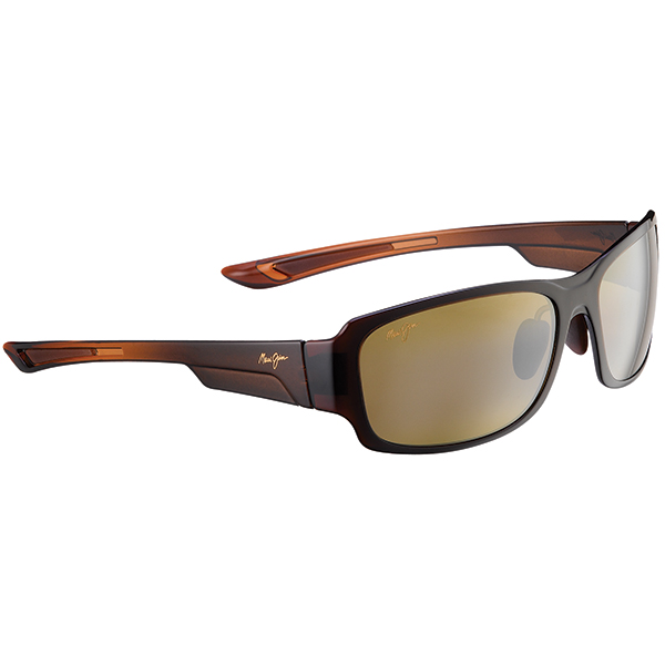 Maui Jim Bamboo Forest Sunglasses, Rootbeer Frames with HCL Bronze Lenses Brown Sale $229.00 SKU: 15215650 ID# H415-26B UPC# 603429028558 :