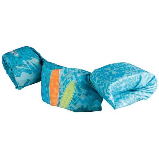 Stearns Kids' Deluxe Puddle Jumper Life Jacket, Maui Surf