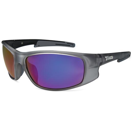 Typhoon Optics Tropic Storm Polarized Sunglasses, Clear Frost Frames, Meridian Blue Lenses Sale $74.99 SKU: 15219082 ID# 953TCY-MBHG UPC# 45733319531 :