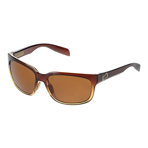 Native Eyewear Roan Sunglasses, Stout Fade Frames with Brown Polarized Lenses Brown Sale $109.00 SKU: 15226053 ID# 168 383 524 UPC# 764824013393 :
