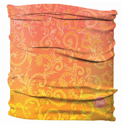 UV Half Buff, Orange