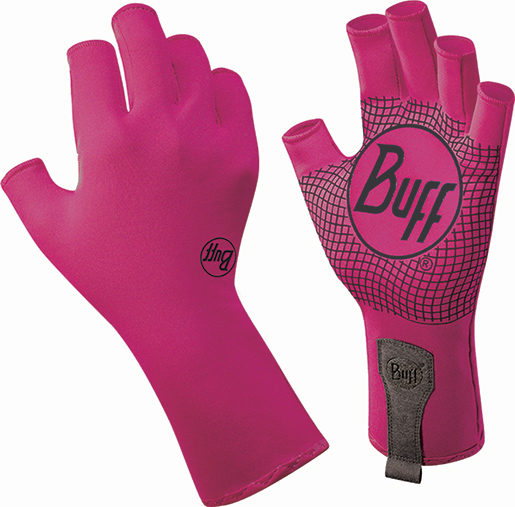BUFF Sports Series Water Gloves, Purple