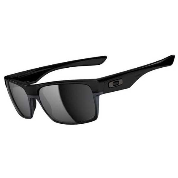 Oakley Polarized Twoface Sunglasses, Black Frames with Black Lenses Sale $190.00 SKU: 15232416 ID# OO9189-01 UPC# 700285645827 :