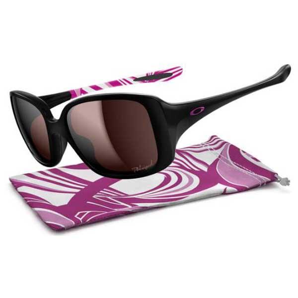 Oakley Women's LBD Sunglasses, Black/gray Frames with Grey Lenses Sale $180.00 SKU: 15232440 ID# OO9193-12 UPC# 700285835068 :