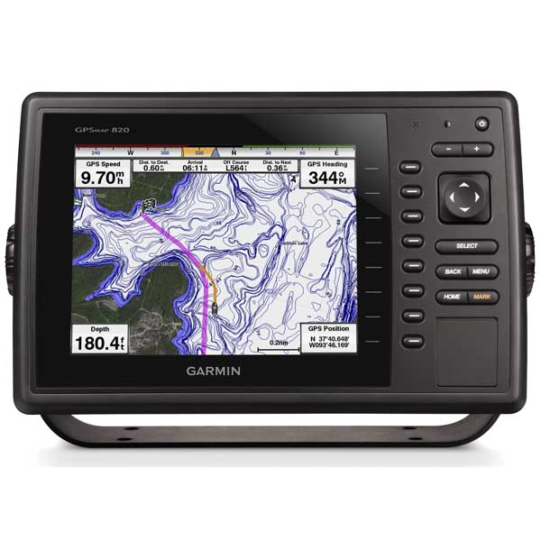 Garmin GPSMAP 820 Chartplotter