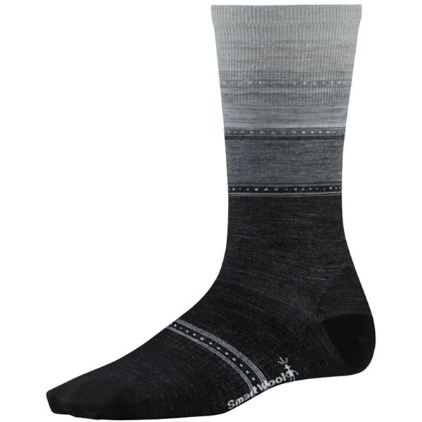 Smartwool Women's Sulawesi Stripe Socks Gray